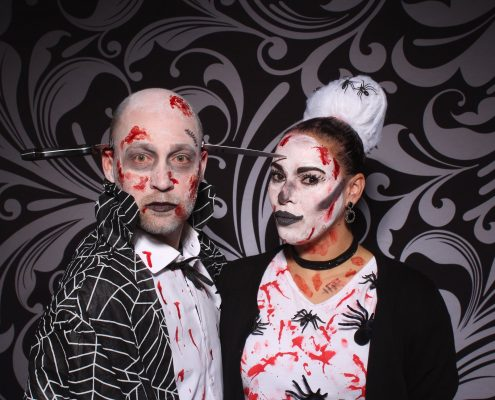 photobooth huren halloween