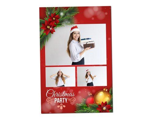 photobooth verhuur kerstmis 1